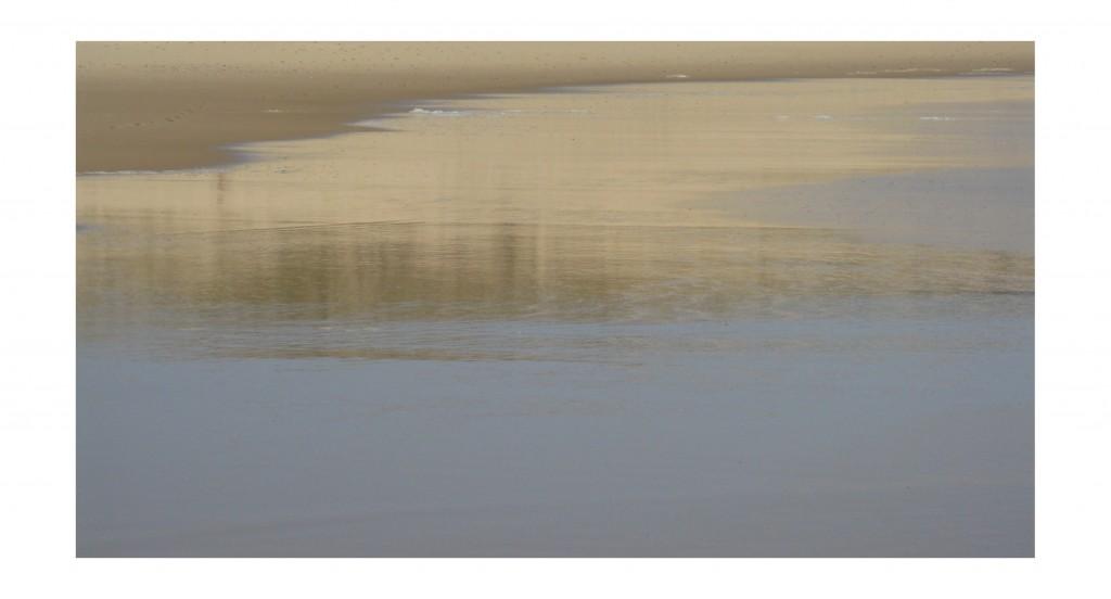 miroir et dune